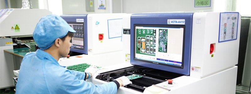 Full Feature PCB Manufacturing