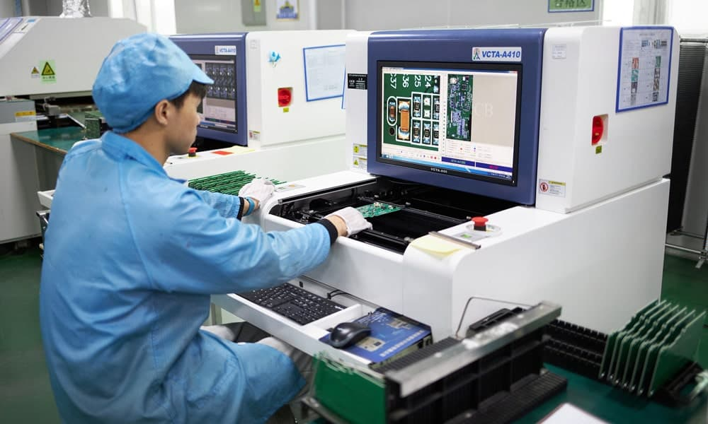 Automated Optical Inspection