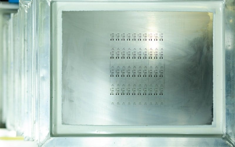 Fabricating the SMT Stencils