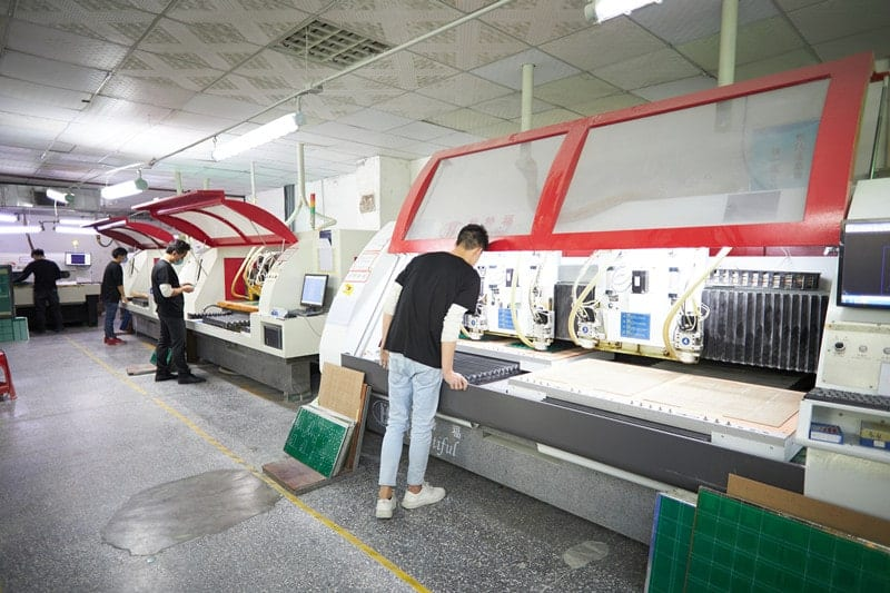 Our PCB Manufacturing Capacity
