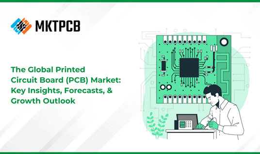 The Global Printed Circuit Board Market: Key Insights, Forecasts, & Growth Outlook [Infographic]